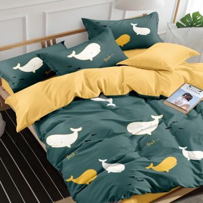 Семейное постельное белье САТИН 100% хлопок 1067