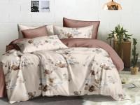 Полуторное постельное белье САТИН 100% хлопок 119