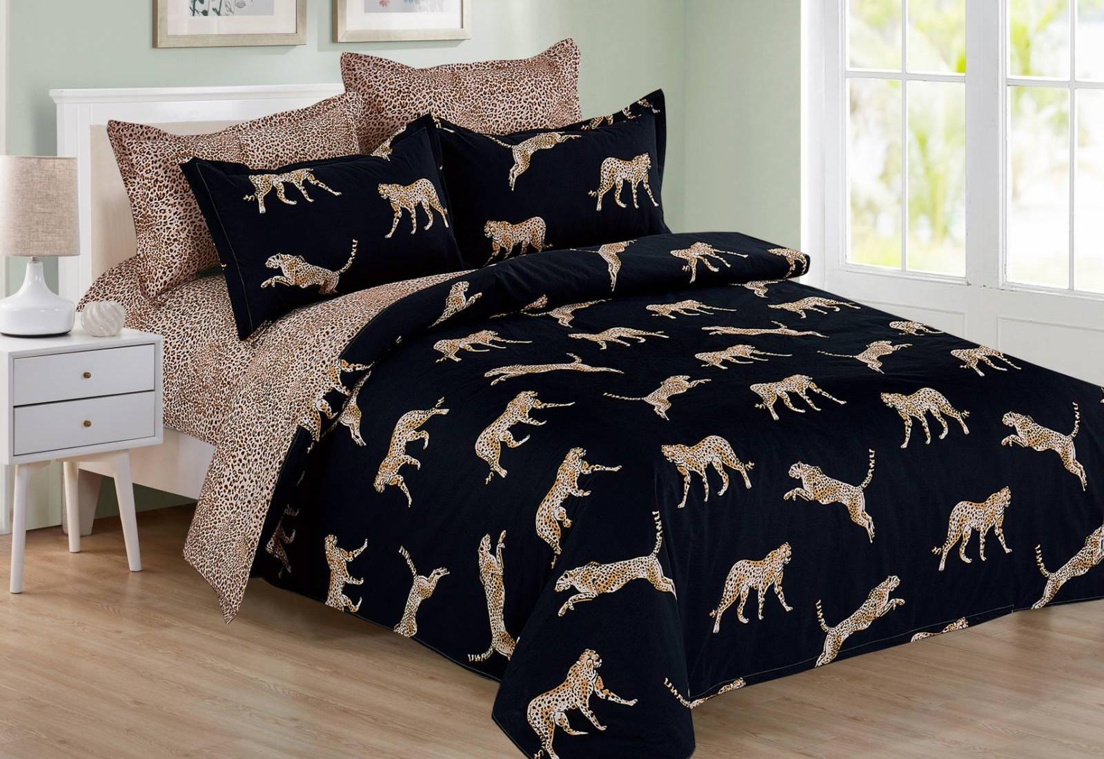 Двуспальное постельное белье САТИН 100% хлопок 1372