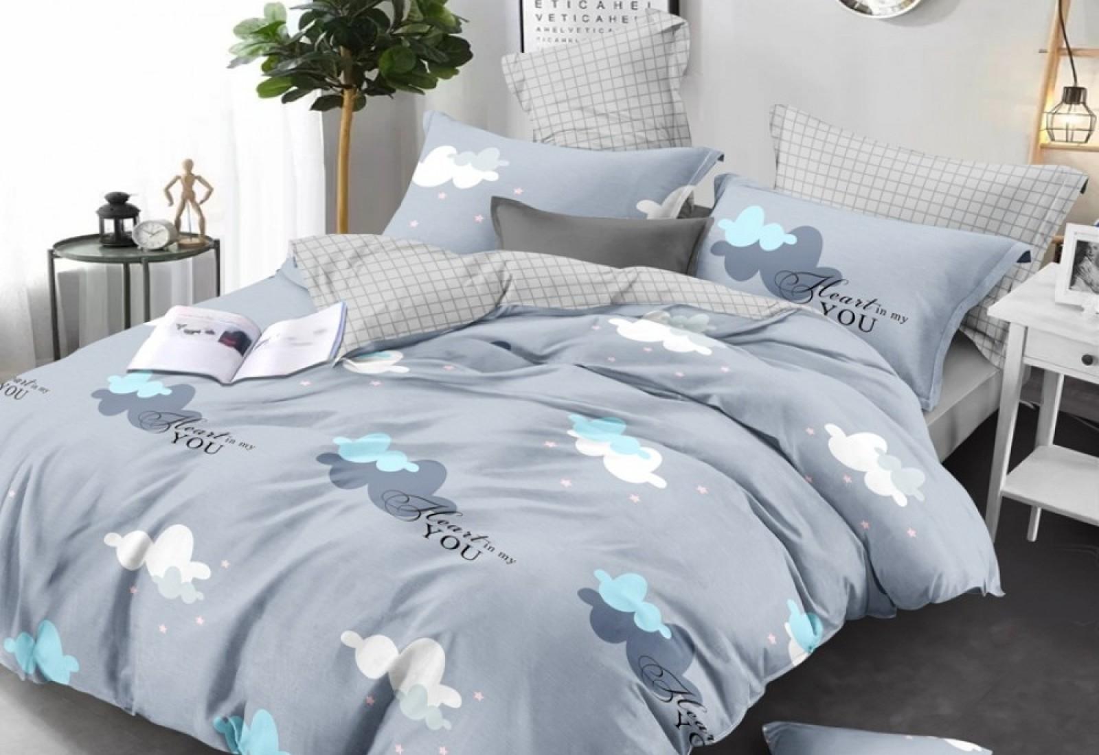 Семейное постельное белье САТИН 100% хлопок