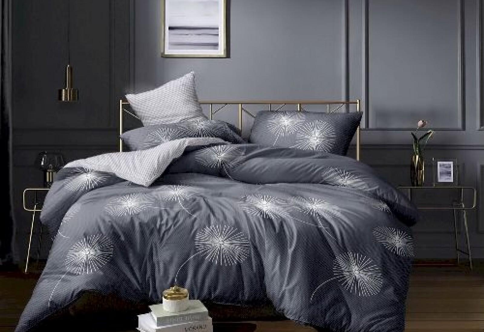 Двуспальное постельное белье САТИН 100% хлопок 1904