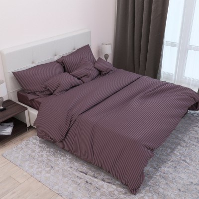 Семейное постельное белье СТРАЙП-САТИН  100% хлопок 541420