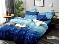 Двуспальное постельное белье САТИН 100% хлопок 663