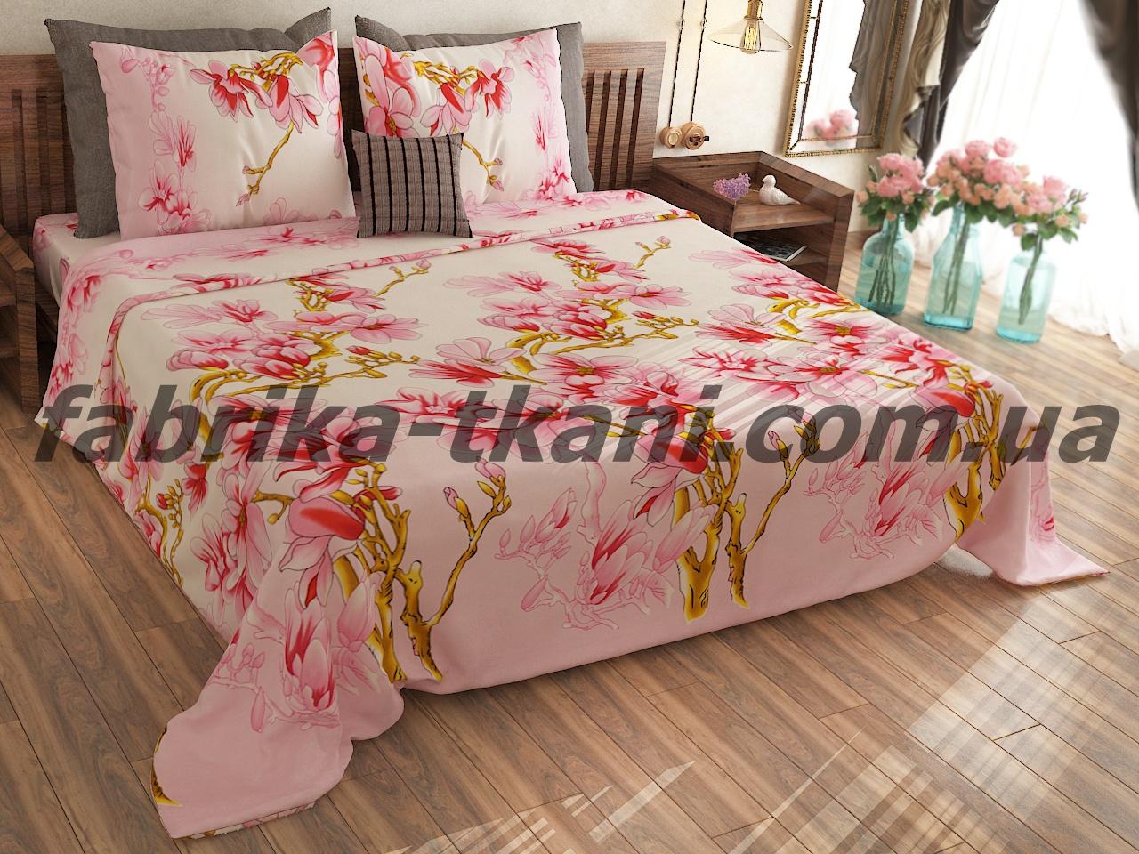 Семейное постельное белье БЯЗЬ 100% хлопок Тиротекс 0154 b25f6214d2f04